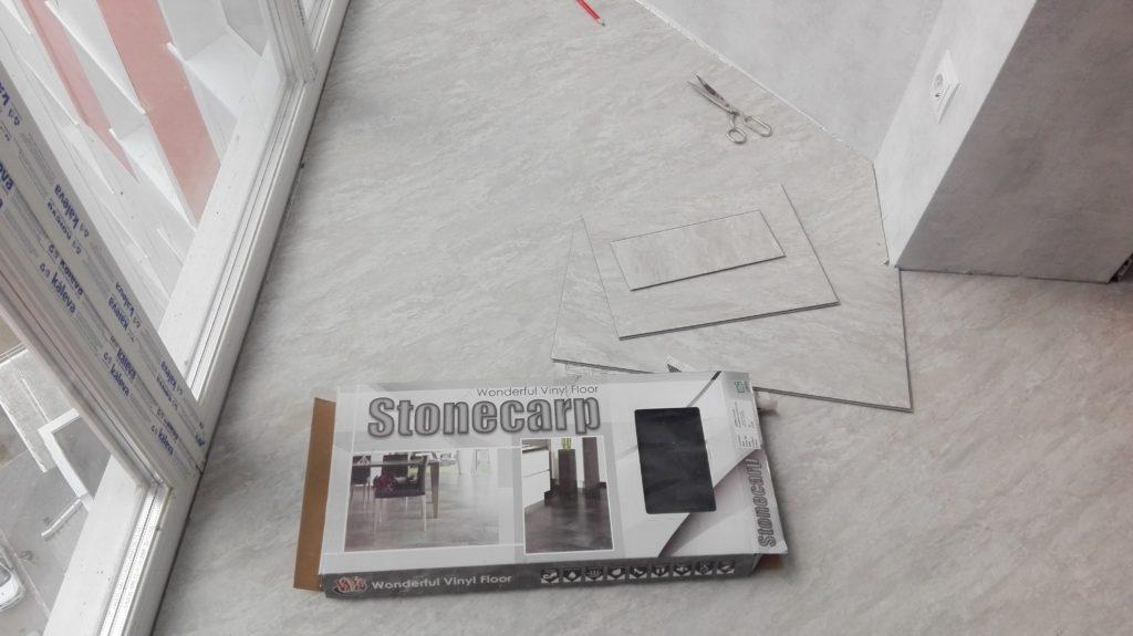 Кварцвинил на полу один из трендов дизайна в квартире