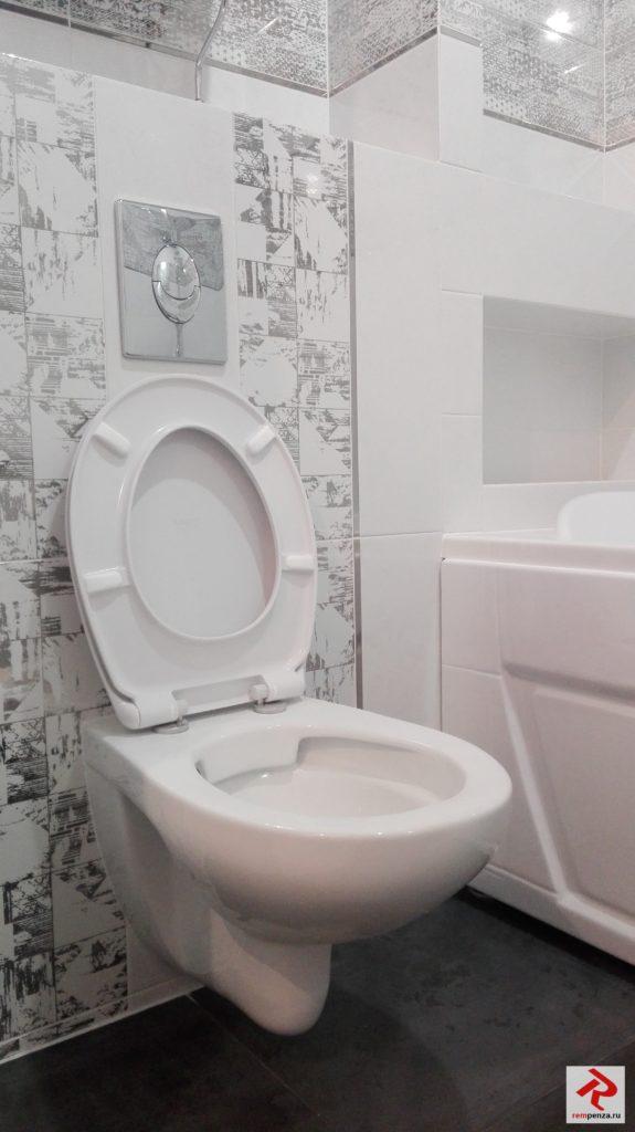 Инсталляция в ванной комнате