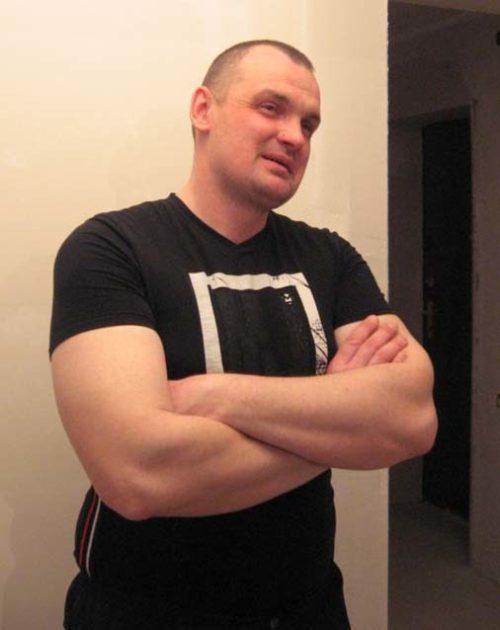 Сергей - прораб